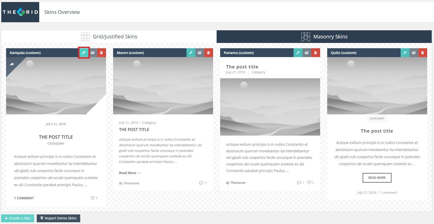 The Grid Responsive Wordpress Plugin Documentation Keripik Ubi By 3 Dara Pgp