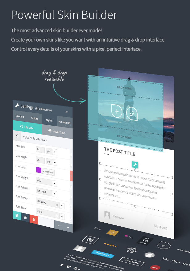 The Grid - Responsive WordPress Grid Plugin 4