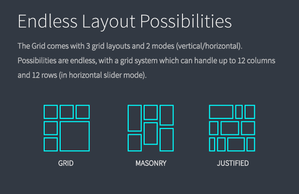 the grid - Layouts